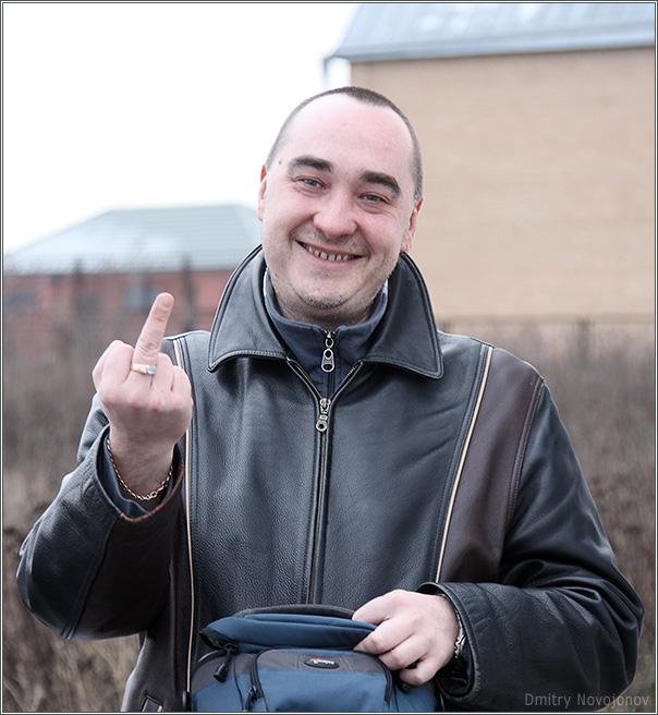 Дмитрий Новоженов