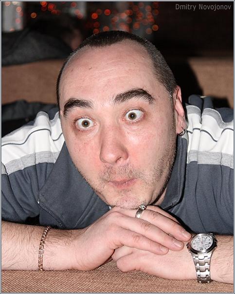 Дмитрий Новоженов (Фотограф Дмитрий Новоженов)