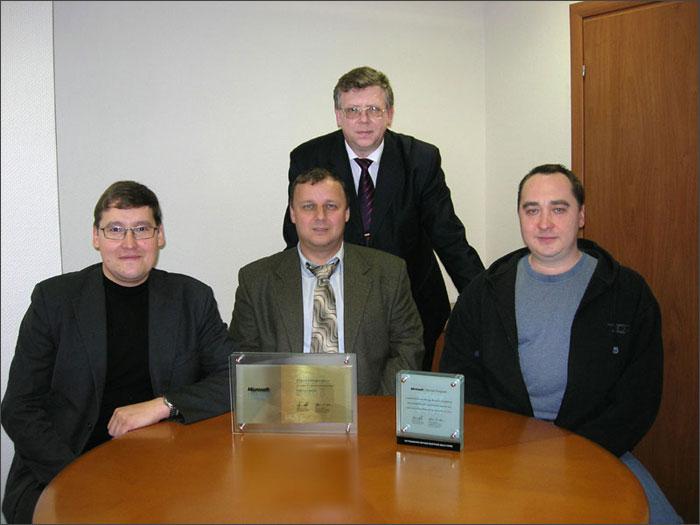 Дмитрий Новоженов: Вектор - сертифицированный партнер Microsoft.