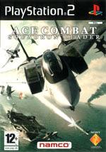 Игра Ace Combat: Squadron Leader на PlayStation 2