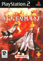 Игра Ace Combat: The Belkan War на PlayStation 2