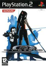 Скан обложки игры Cy Girls на PlayStation 2