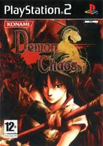 Скан обложки игры Demon Chaos на PlayStation 2