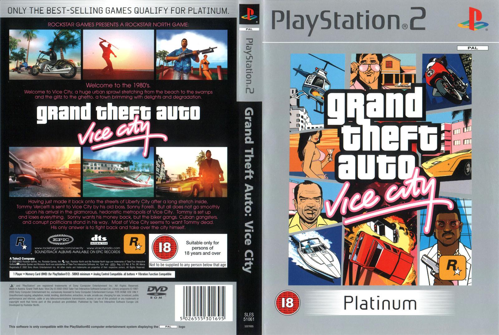 Grand Theft Auto# Vice City.Iso