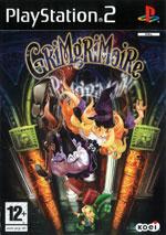 Скан обложки игры GriMgRiMoire на PlayStation 2