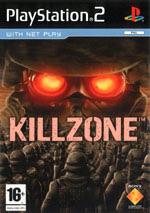 Скан обложки игры Killzone на PlayStation 2