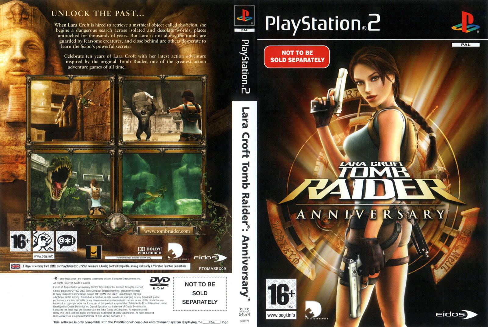 Прохождение Игры Tomb Raider Anniversary