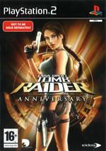 Игра Lara Croft Tomb Raider: Anniversary на PlayStation 2