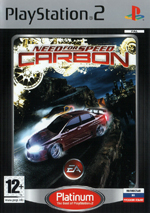 Игра Need For Speed: Carbon на PlayStation 2