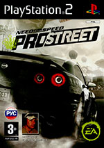 Игра Need For Speed: ProStreet на PlayStation 2