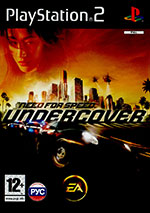 Игра Need For Speed: Undercover на PlayStation 2