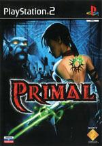 Скан обложки игры Primal на PlayStation 2