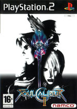 Игра Soulcalibur II на PlayStation 2