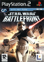 Игра Star Wars Battlefront на PlayStation 2