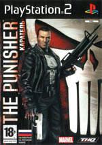 Игра The Punisher на PlayStation 2