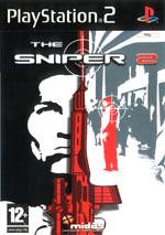 Скан обложки игры The Sniper 2 на PlayStation 2