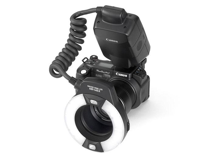 Canon Macro Ring Lite MR-14 EX (Вспышка)