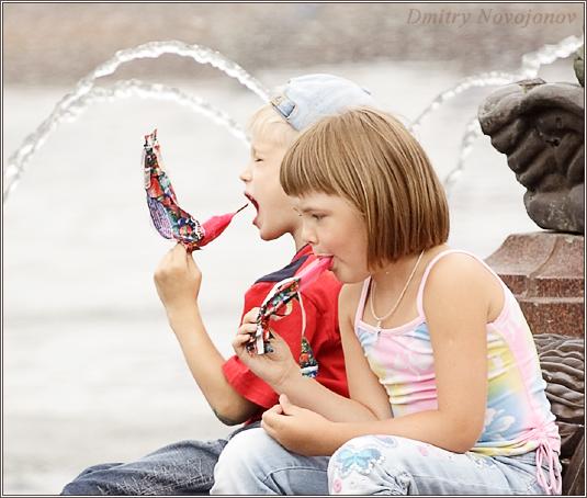Вместе вкуснее : Не столь важно Что, гораздо важнее с Кем! (Фотограф Дмитрий Новоженов)